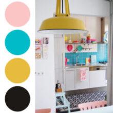 Combinações de cores para cozinhas