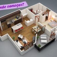 Comprei apartamento na planta | Por onde começar?