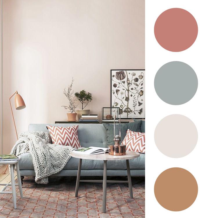 Combina es de cores para salas ipacor for Sala de estar marron