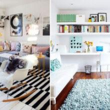 Inspiração para a decoração da minha sala | base neutra