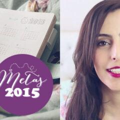 Minhas metas para 2015