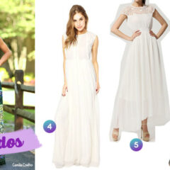Qual vestido usar no casamento civil no cartório?