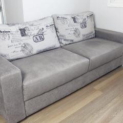 Living Room Tour: Chegaram os móveis da sala!