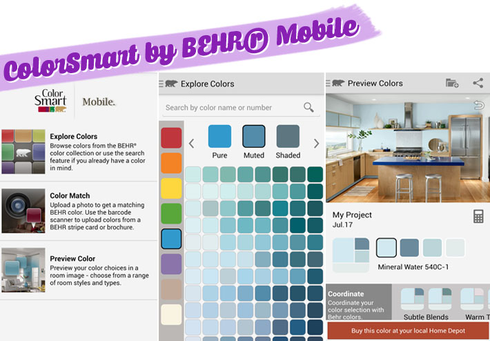 ColorSmart by BEHR Mobile