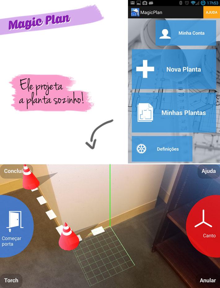 Magic Plan-app-planta-baixa-decoração