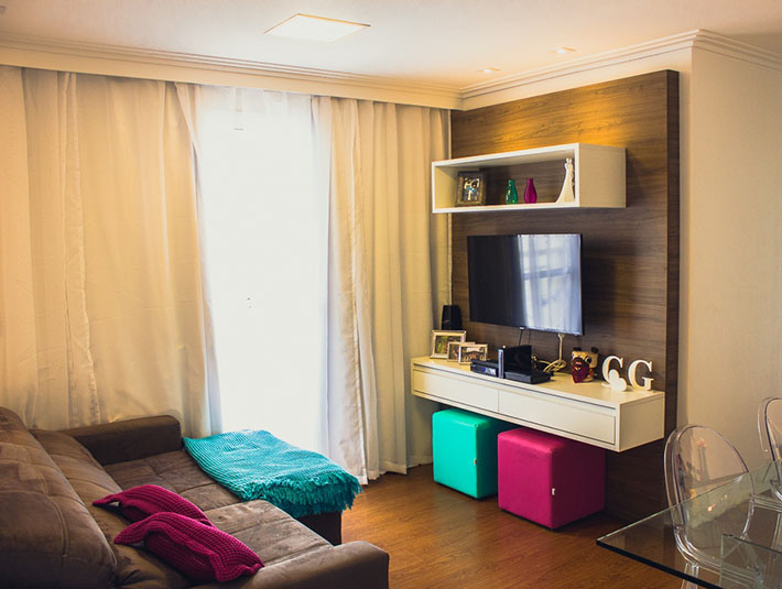 Sala de estar apartamento leitora 1 comprando meu ap for Muebles sala para apartamentos pequenos