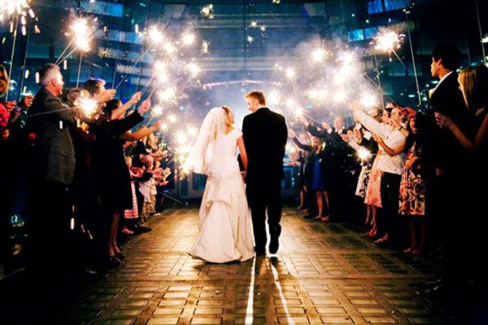 bastoes de luz-casamento