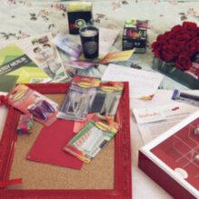 Casa, Decor, Organização e Guloseimas | Recebidos de Janeiro e Fevereiro