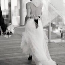 Fui! Vou ali casar e já volto!