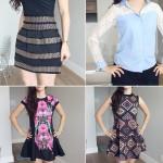 Noiva ansiosa + Recebidos fashion Choies e She Inside (China)