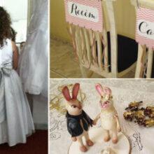#vlog 1 Pré-Casamento: Topo de bolo, brincos da noiva, daminhas, pajem e muito mais!