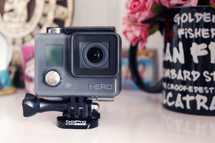 GoPro Hero baratinha Review-blog