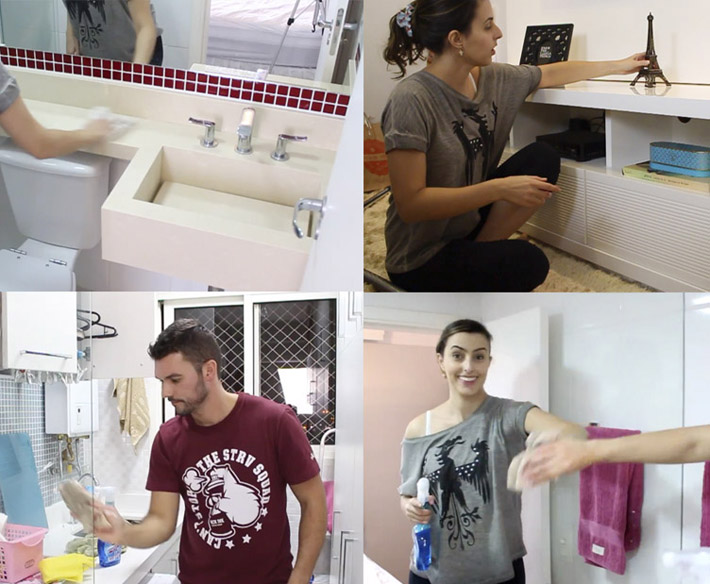 Rotina de dona de casa faxina_blog