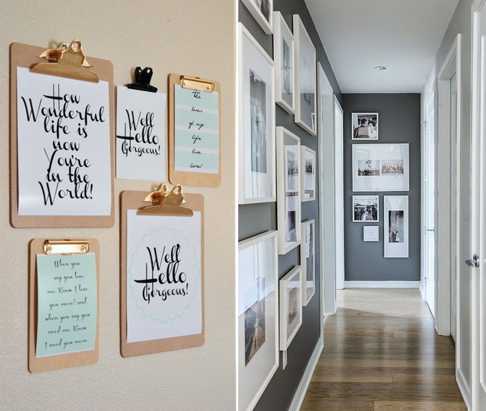 decoracao alternativa de casas : decoracao alternativa de casas:decoração, corredor, corredores, como decorar