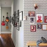 20 ideias pra decorar o corredor da sua casa