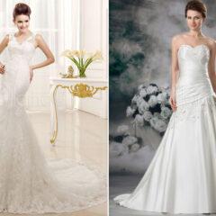 Meu vestido de noiva da China | Compras on-line