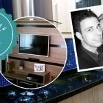 Antes e Depois | Apartamento do Leitor