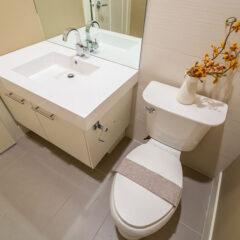 Como conservar a limpeza no seu banheiro por mais tempo?