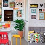 Como combinar a decoração da sua casa com o seu estilo?