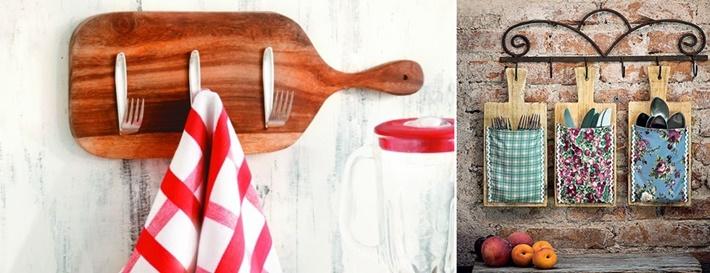 4 Formas criativas de organizar e decorar a cozinha  Comprando Meu Apê # Decorar Cozinha Diy
