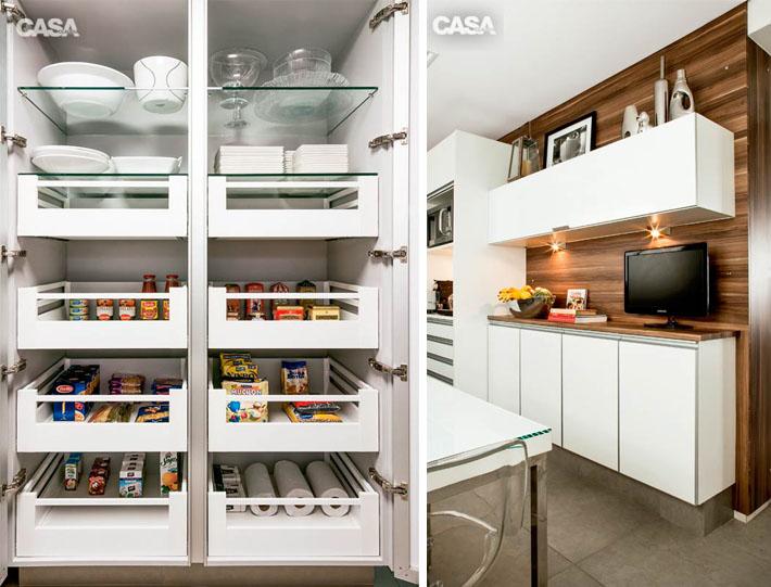 Cozinha: Móveis planejados