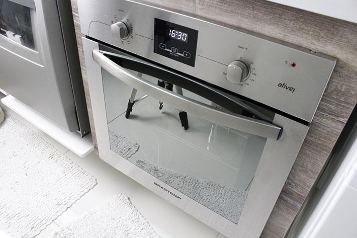 Resenha forno elétrico de embutir Brastemp Ative