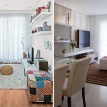 Apartamento pequeno | Dicas úteis