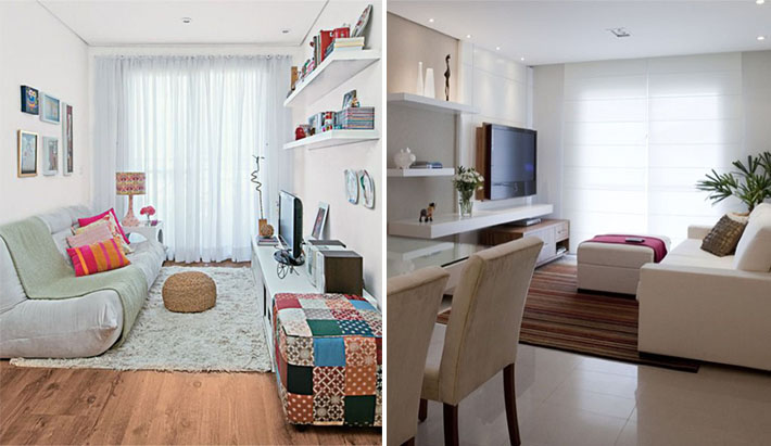 Apartamento pequeno 04 comprando meu ap for Apartamentos pequenos