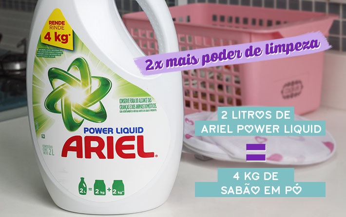 Ariel Power Liquid