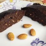 Bolo de chocolate com 3 INGREDIENTES e SEM GLÚTEN (Fácil)