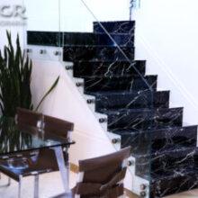 Escadas de mármore | Reforma