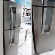 Minha geladeira | Refrigerador Electrolux DW42X (Resenha)