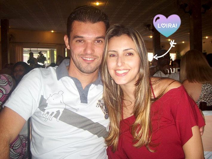 Bruna e César