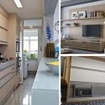 Tipos de acabamentos para móveis planejados