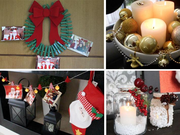Decoração de Natal (Casa das Blogueiras)