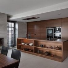 Como combinar a cor dos móveis planejados com o restante da decoração?