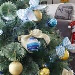 Primeira Decor de Natal do Apê | Árvore de Natal
