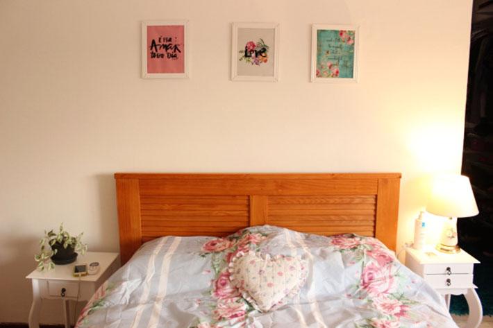 Apartamento da leitora