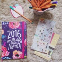 Metas 2016 e Metas alcançadas em 2015