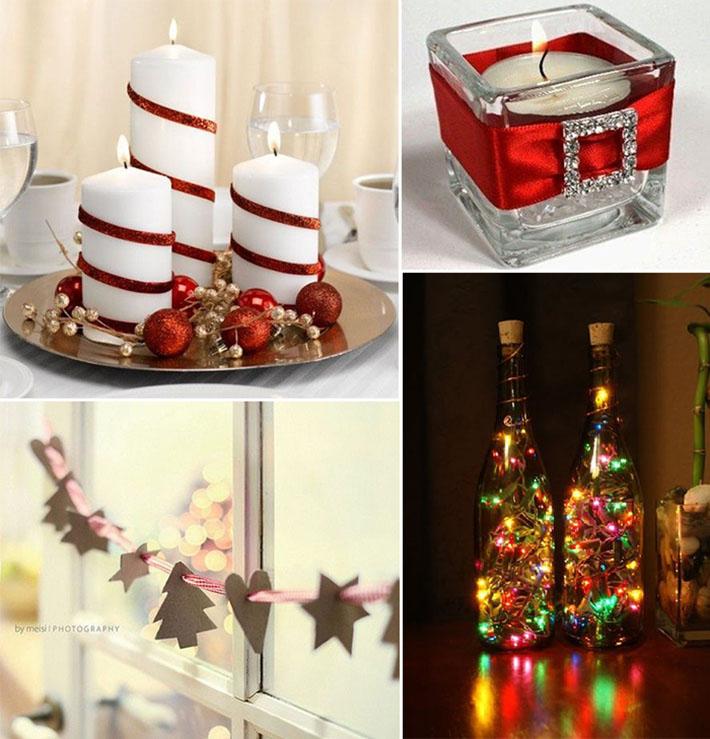 Decoração de Natal (Apartamento Pequeno)