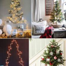 Como decorar apartamento pequeno para o Natal?