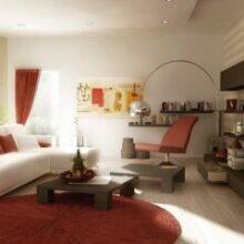 Dicas essenciais para escolher o tapete da sala