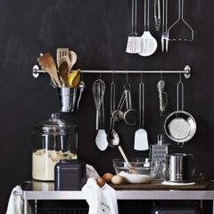 Quais utensílios de cozinha devo comprar?