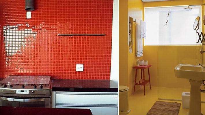 Tinta ep xi para piso e azulejo banheiro e cozinha for Pintura para ceramicos y azulejos
