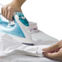 Como passar roupas de forma mais rápida?