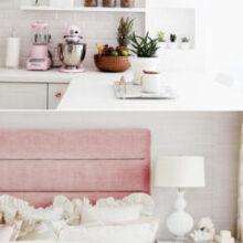 Como usar a cor rosa na decoração?