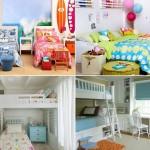 Decoração para quarto infantil unissex