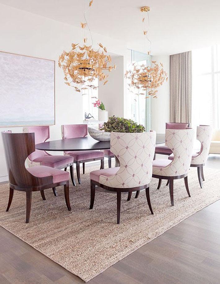 Cor do ano: Rose Quartz na decoração