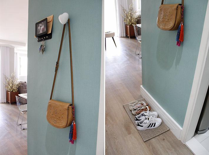 Hall de Entrada Pequeno | DIY