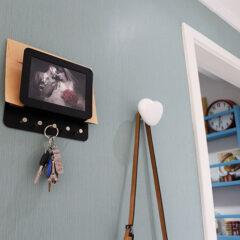 DIY   Decorando Hall de Entrada Pequeno